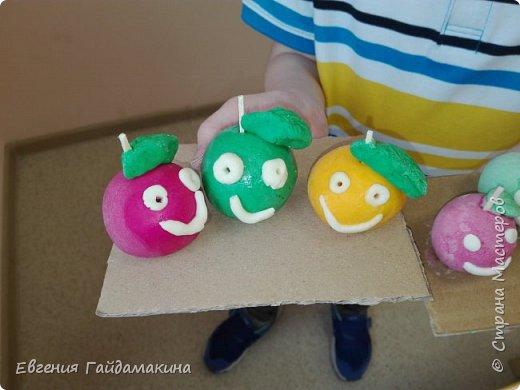 Вот и продолжение... веду кружок лепки из соленого теста в детском саду.   фото 17