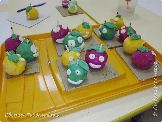 Вот и продолжение... веду кружок лепки из соленого теста в детском саду.   фото 18