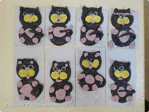 Вот и продолжение... веду кружок лепки из соленого теста в детском саду.   фото 21