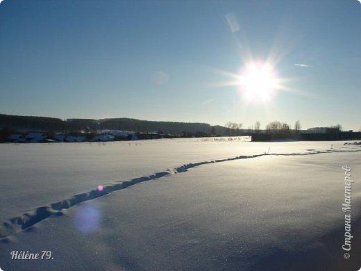 """"""" На чисто-белом покрывале снега, рябины красной куст огнём горит...  фото 18"""