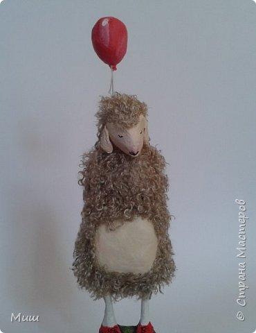 не смог пройти мимо чудесной овечки Lianamur фото 1