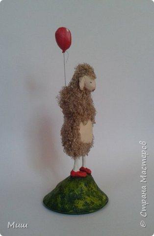 не смог пройти мимо чудесной овечки Lianamur фото 3