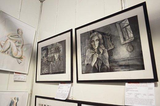 21 марта 2017 года состоялось открытие международной выставки-конкурса Russian Art Week в Московском Доме Художника на Кузнецком мосту! фото 2
