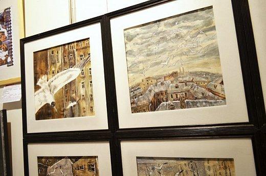 21 марта 2017 года состоялось открытие международной выставки-конкурса Russian Art Week в Московском Доме Художника на Кузнецком мосту! фото 15