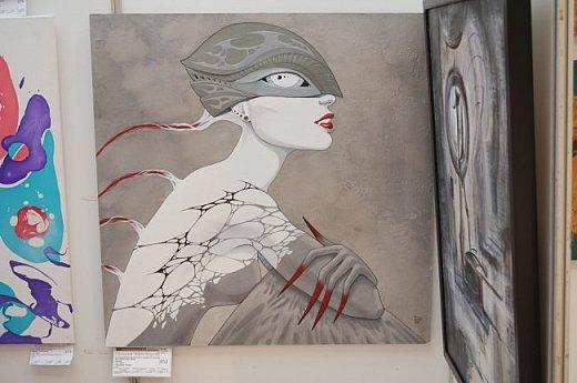 21 марта 2017 года состоялось открытие международной выставки-конкурса Russian Art Week в Московском Доме Художника на Кузнецком мосту! фото 31