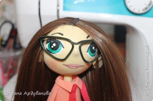 Куклы  сделанные на заказ с портретным сходством. Материал фоамиран, волосы трессы для кукол. фото 6
