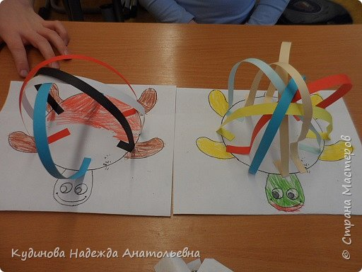Добрый день всем заглянувшим! Вот решила показать работы своих дошколяток. Провела интегрированное занятие математика, окружающий мир  и аппликация. Конечный результат занятия. фото 3