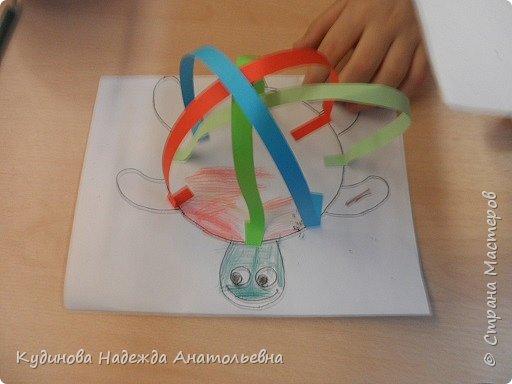 Добрый день всем заглянувшим! Вот решила показать работы своих дошколяток. Провела интегрированное занятие математика, окружающий мир  и аппликация. Конечный результат занятия. фото 10