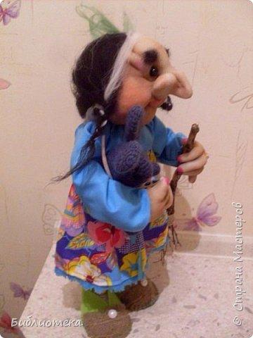 Сделала такого простого , фото увидела игрушки и сделала . фото 13