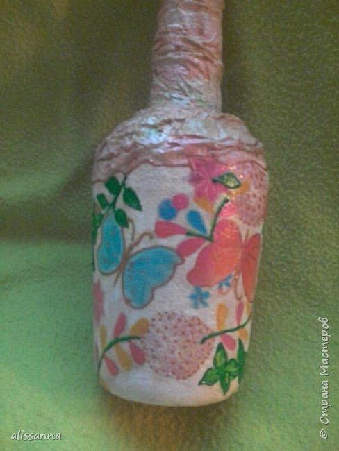 Доброе время суток...жители Страны...бутылочка экстрим...потому что на изготовление было всего полтора дня...))) как то неожиданно людям для домашнего напитка потребовалась вот такая штука...захотелось им красиво подарить...))) ОЧЕНЬ НАДО!!!!! Вот что из этого получилось... фото 10