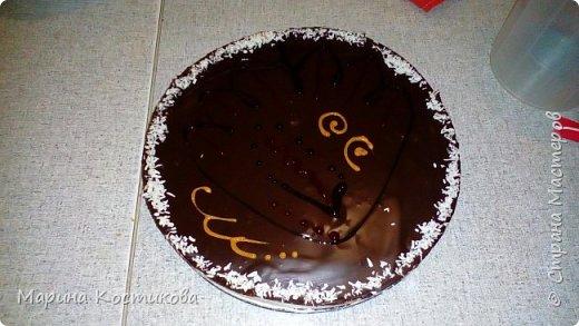 Добрейший вечерочек!!!! Я уже как-то делилась рецептом этого замечательного десерта.  А теперь нашла другой в интернете с агар-агаром, попробовали... и всё получилось))) фото 1