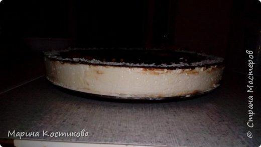 Добрейший вечерочек!!!! Я уже как-то делилась рецептом этого замечательного десерта.  А теперь нашла другой в интернете с агар-агаром, попробовали... и всё получилось))) фото 2