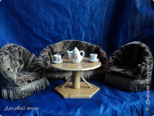 Мебель для Барби гостинная фото 3