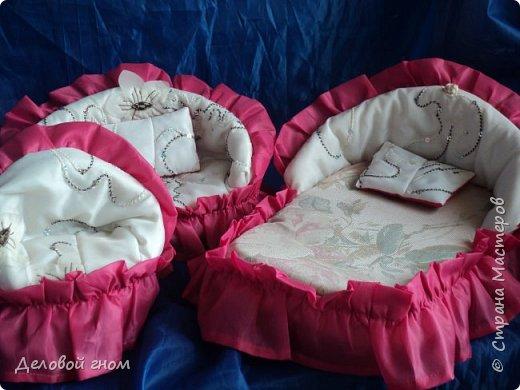 Мебель для Барби спальный гарнитур фото 2