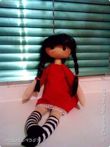 Куколка по мотивам С.Вулкотт фото 3