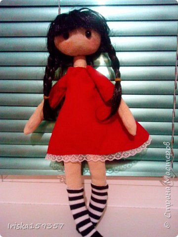 Куколка по мотивам С.Вулкотт фото 1