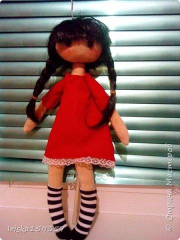 Куколка по мотивам С.Вулкотт фото 2