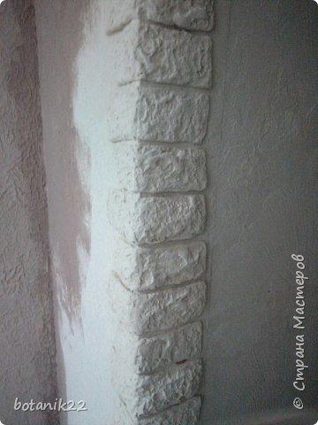 Декоративная штукатурка и панно из шпаклевки. фото 5