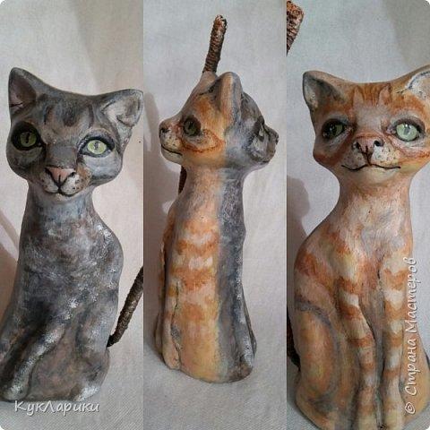 Всем Привет!Когда то случайно я изобрела таких котов неразлучников,двусторонних.Конечно может их изобрели и до меня но я нигде таких не встречала,поэтому могу сказать ,что это мой велосипед. фото 14