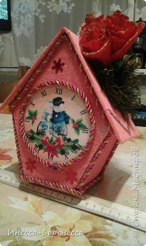 Домики для сладких подарков. фото 2