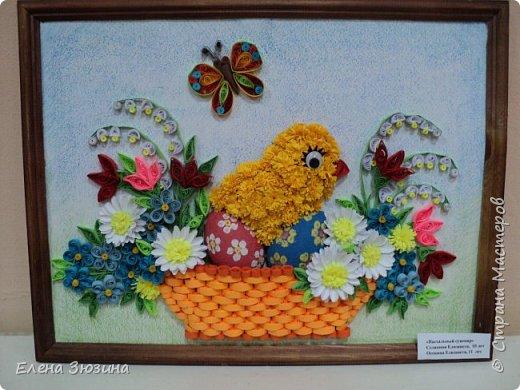 Скоро Светлый праздник Пасхи, готовимся с детьми к выставке. фото 8