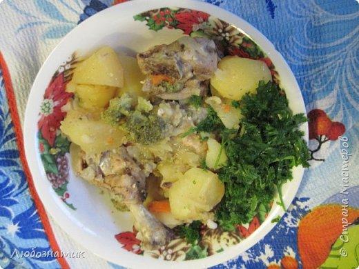 Добрый день уважаемые жители СМ! Сегодня хочу вам рассказать как я запекаю мясо и картошку в рукаве.  фото 1