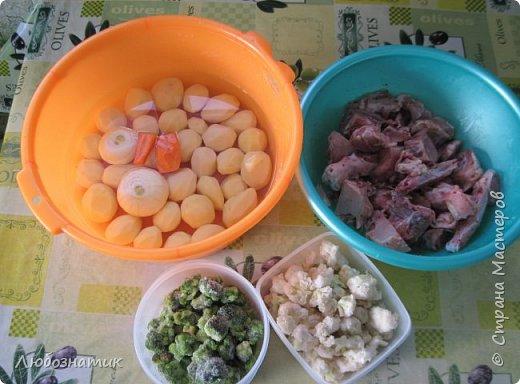 Добрый день уважаемые жители СМ! Сегодня хочу вам рассказать как я запекаю мясо и картошку в рукаве.  фото 2