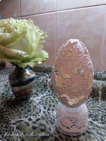 Резьба по яичной скорлупе фото 2