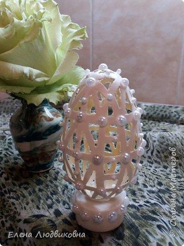 Резьба по яичной скорлупе фото 3