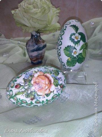 Резьба по яичной скорлупе фото 4