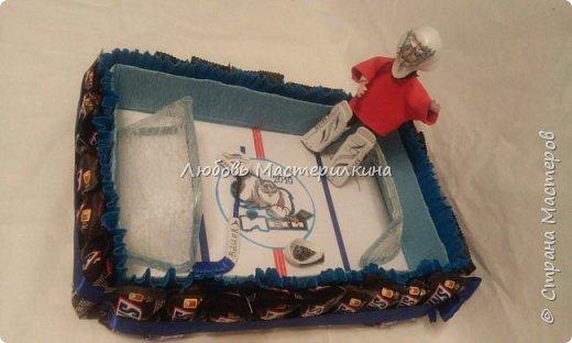 Хоккейному вратарю фото 1