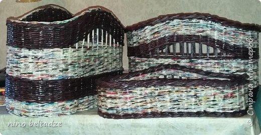 плетенные вещи фото 1