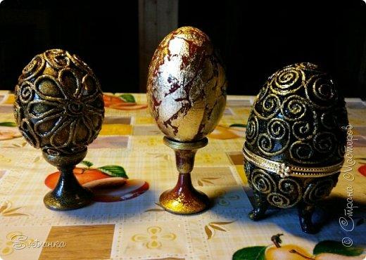Впервые попробовала технику пейп-арт Татьяны Сорокиной http://stranamasterov.ru/user/151613 Декорировала яйца к Пасхе. Это яйцо было куплено в фикспрайсе, оно открывается и превращается в шкатулку)  фото 12