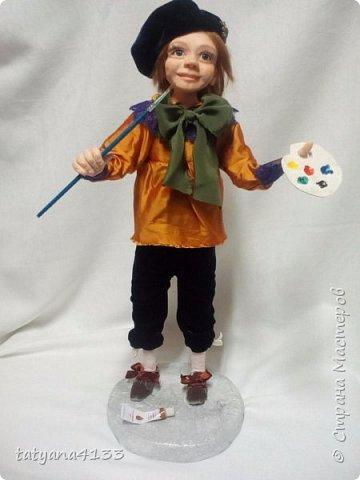 Юный художник. фото 2