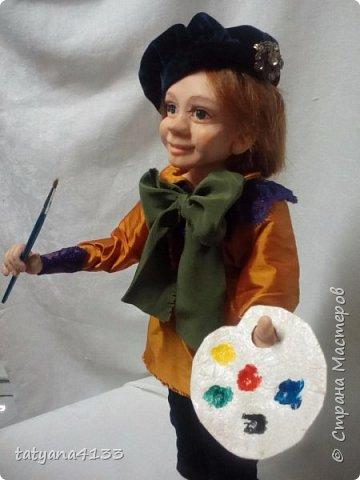 Юный художник. фото 5