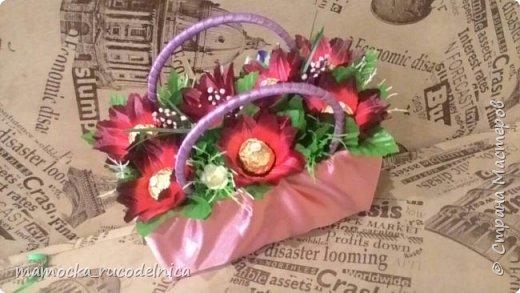 Розовая сумочка фото 1