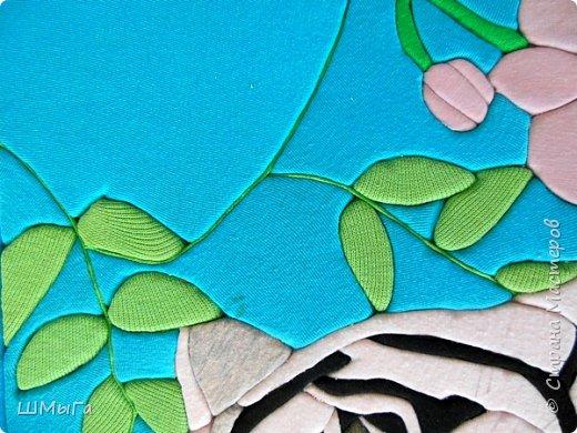 """Еще одна работа моей ученицы для районной выставки-конкурса """"Острова вдохновения"""". Лика выбрала для своей работы белого тигра. фото 8"""