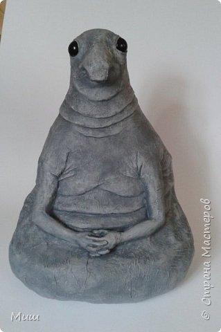 Моя версия известной скульптуры Маргрит ван Бреворт. высота 26см фото 4