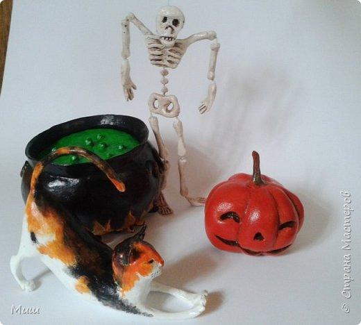 """задумал сделать серию """"Хелоуин""""  Тыква Джек фото 10"""
