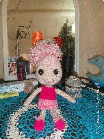 Кукла для племянницы. фото 1