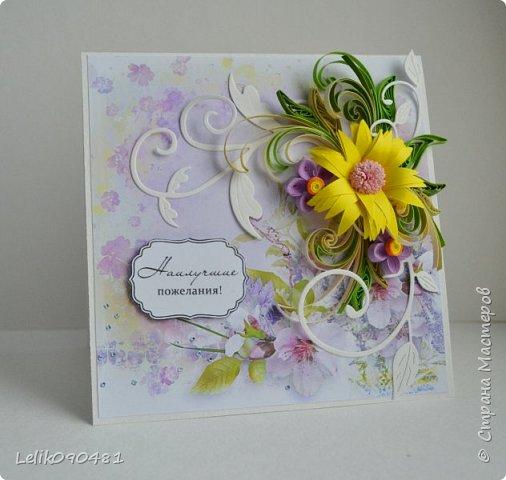 открытки в технике квиллинг фото 7