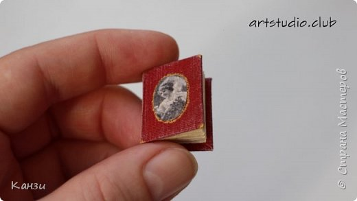 Здравствуйте, жители замечательной страны! Сегодня я к вам с миниатюрным старинным фотоальбомом.