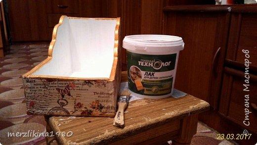 ключница и коробочка для приправ. фото 17