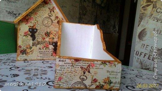ключница и коробочка для приправ. фото 23