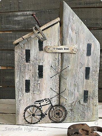 Здравствуйте! В продолжение темы: дом и домики. Дом, старый добрый дом. Живет. фото 9