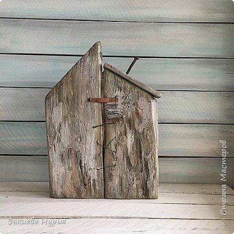 Здравствуйте! В продолжение темы: дом и домики. Дом, старый добрый дом. Живет. фото 7