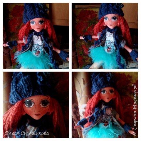 Ариша. Текстильная игровая куколка. фото 3