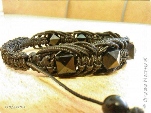 браслет (вышивка бисером) фото 2