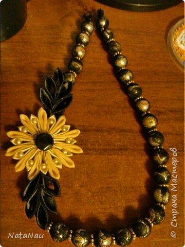 браслет (вышивка бисером) фото 4