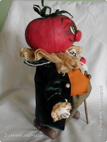 Сшила куклу по МК Голеневой А. рост 30 см - грунтованный текстиль  фото 2